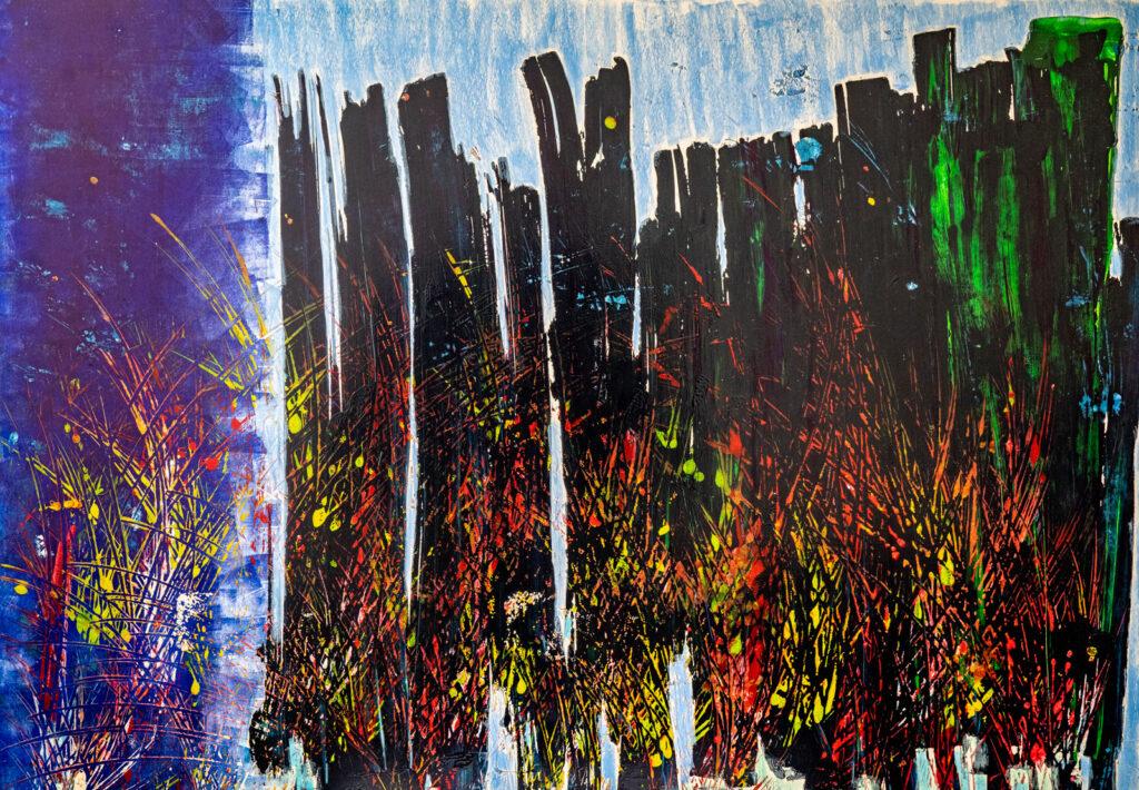 Malerei und Grafik von Michael Ermel